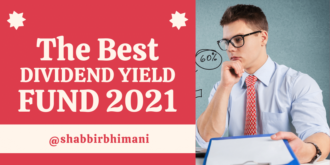 Best Dividend Yield Funds 2021