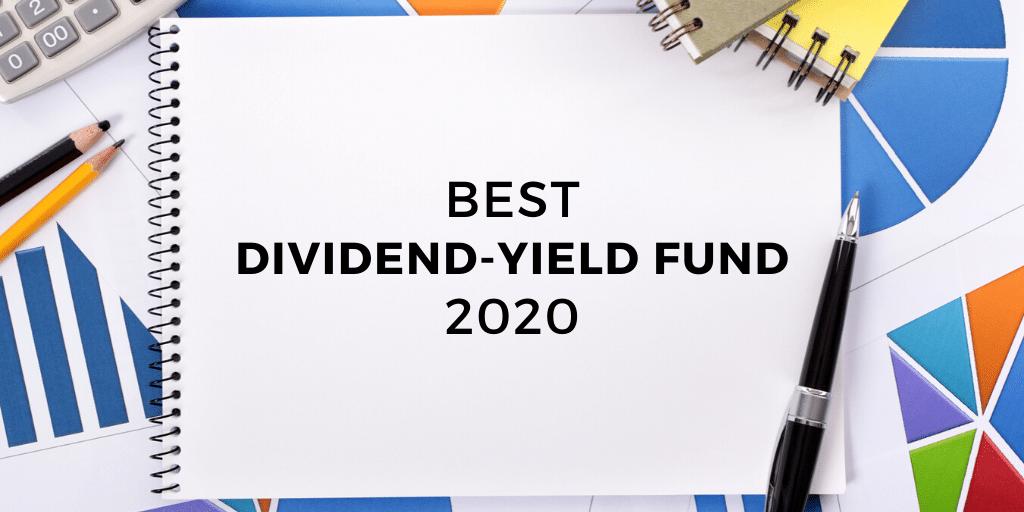 best dividend fund 2020